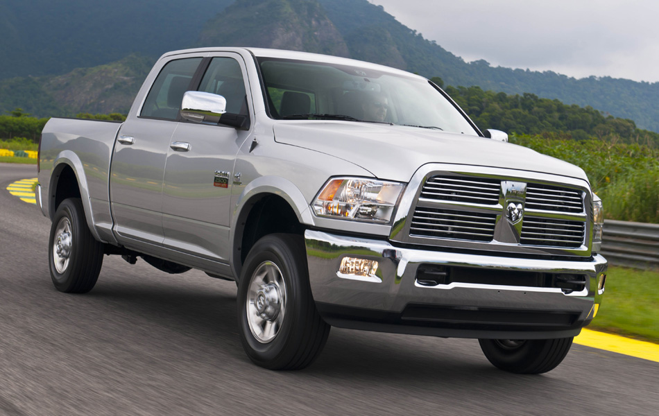 Ram 2500 Laramie