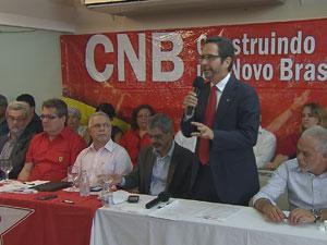 Rands lança pré-candidatura ao Recife (Foto: Reprodução/ Tv Globo)