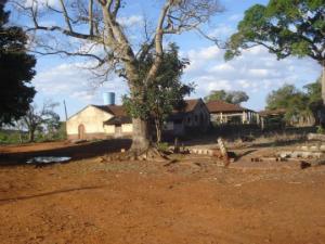 A fazenda Cruzeiro do Sul, em Campina do Monte Alegre (SP), é onde foram encontrados os símbolos do nazismo (Foto: Divulgação / Arquivo Pessoal)