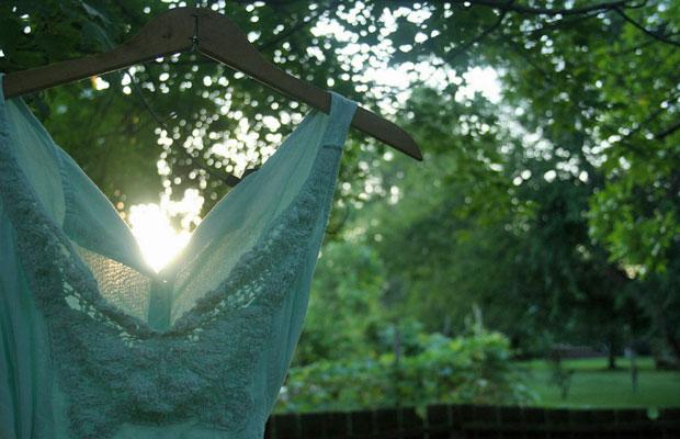 Esta foi a primeira fotografia do projeto de Amy Hildebrand, que publica uma foto por dia desde setembro de 2009. (Foto: Amy Hildebrand/BBC)