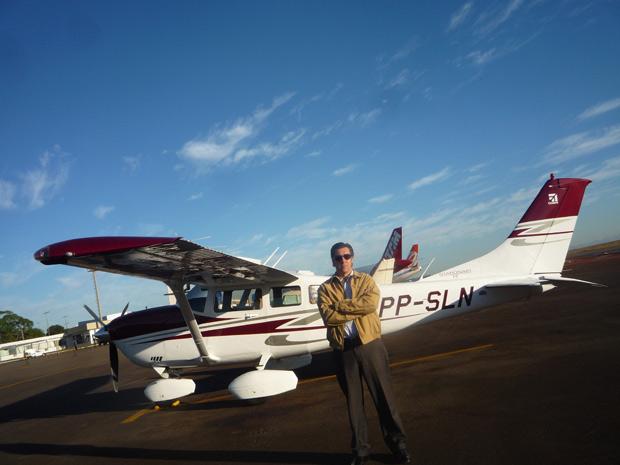 aviação aviao (Foto: Arquivo Pessoal)