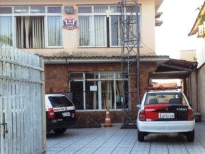 2º Distrito Policial em Piracicaba (Foto: Lana Torres / G1)