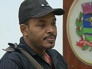 O ex-motorista André Luiz de Paula Messias depõe em CPI na Câmara de Ribeirão Preto, SP (Foto: Reprodução/EPTV)