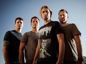 O grupo canadense Nickelback (Foto: Divulgação)