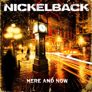 Capa do álbum 'Here and now', do Nickelback (Foto: Divulgação)
