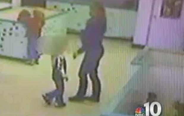 Mulher cometeu crime diante de suas filhas. (Foto: Reprodução)