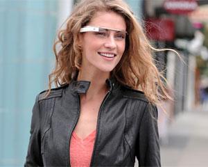 Fotos divulgadas pelo Google mostram como serão os óculos com realidade aumentada (Foto: Divulgação)