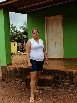 Agricultora foi morta na frente do filho de cinco anos (Foto: Arquivo Pessoal)