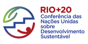Logomarca Rio+20 (Foto: G1)