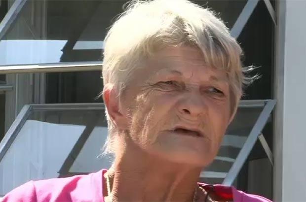 Mary Ashley foi acusada de ameaçar vizinhos com rifle. (Foto: Reprodução)