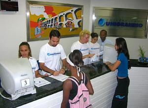Unigranrio oferece o serviço em 7 unidades do estado do RJ (Foto: Divulgação)