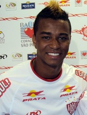 Rafael Silva (Foto: Divulgação/Noroeste)