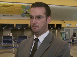 Delegado da Polícia Federal Hermógenes Leitão Neto (Foto: Reprodução EPTV)