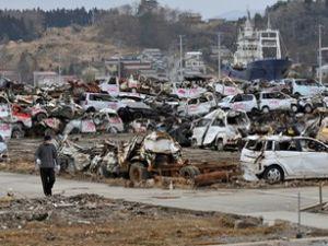 Cerca de 5 mil dekasseguis da região de Bastos viviam no Japão até o terremoto.  (Foto: AFP Photo / Kazuhiro Nogi )