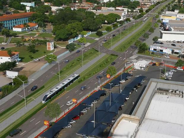 VLT em Cuiabá (Foto: Assessoria/Secopa)