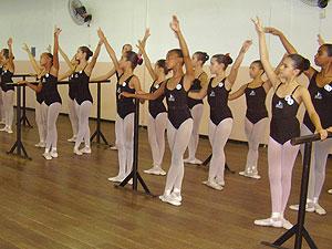 Ballet Ebateca (Foto: Divulgação)