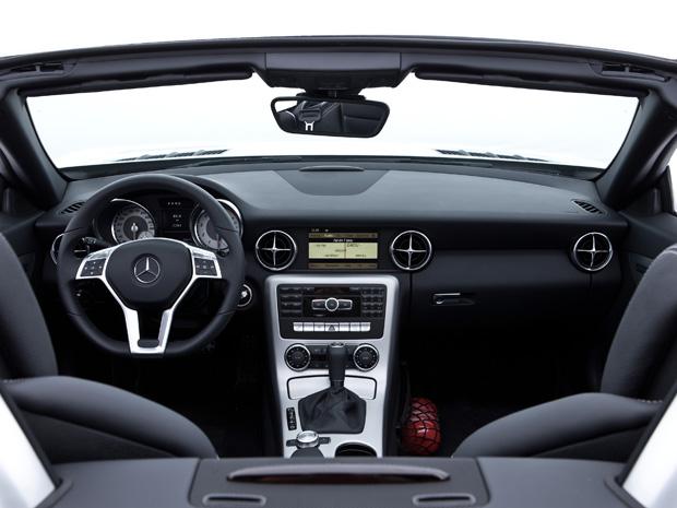 Interior tem boa ergonomia e acabamento impecável (Foto: Divulgação/Malagrine Estúdio)