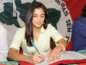 Tatiana Domiciano, ex-superintendente da Sudema, é a nova secretária de Comunicação (Foto: Divulgação/Secom-PB)