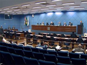 Câmara de Vereadores de Campinas (Foto: Reprodução EPTV)