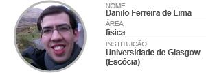 Perfil Danilo Ferreira de Lima (Foto: arte/G1)