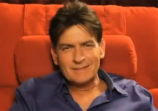 Charlie Sheen inviting you to Brazil to experience the Open Air Rock n Roll Metal Festival 2012