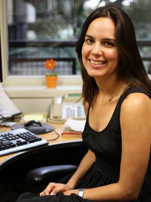A diplomata Katie Caro (Foto: Divulgação)