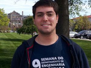 Pedro Henrique Nehme (Foto: BBC/Arquivo pessoal)