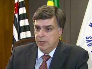 Prefeito de Campinas, Pedro Serafim Jr.  (Foto: Reprodução EPTV)
