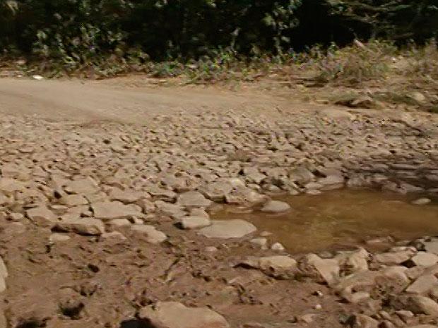 Seca na Bahia (Foto: Imagem TV Bahia)
