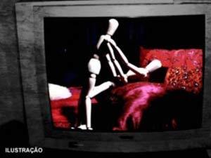 Homem alega que parceira exigia sexo demais. (Foto: Ilustração: Arte/G1)