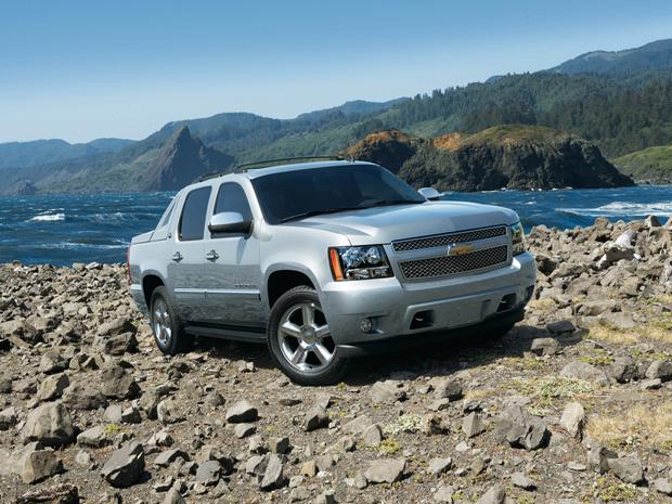Chevrolet Avalanche foi lançado em 2001, agora, sai de linha com ...