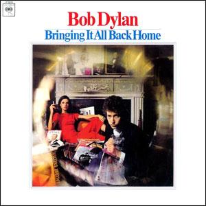 Capa de 'Briniging it all back home' (Foto: Reprodução)