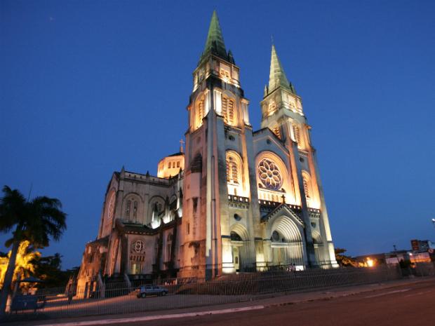 Catedral de Fortaleza (Foto: André Lima/Agência Diário)