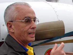 O empresário Fernando de Arruda Botelho (Foto: Salvador Nogueira/G1)