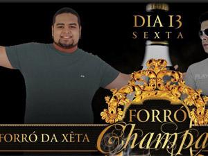 Forró da Xêta se apresenta em João Pessoa (Foto: Divulgação)