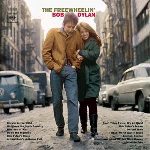 Capa de 'The freewheelin' Bob Dylan' (Foto: Reprodução)