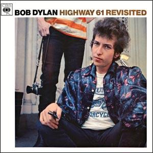 Capa de 'Highway 61 revisited' (Foto: Reprodução)