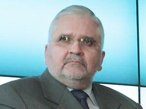 O procurador-geral da República, Roberto Gurgel, durante lançamento do Cenipe (Foto: Nelson Jr./SCO/STF)