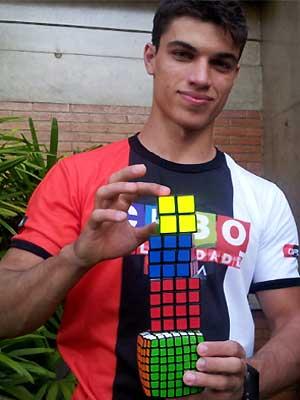 Renan Mondini Cerpe, de 20 anos (Foto: Reprodução EPTV)