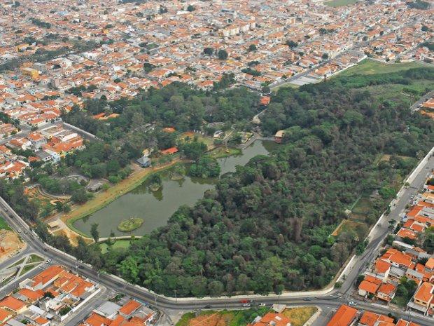 Zoológico de Sorocaba é um dos mais completos da América Latina (Foto: Paulo Ochandio/Divulgação)