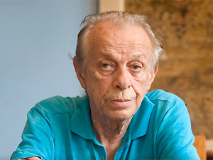 O cinesasta Paulo Cezar Saraceni, em foto de 2011 (Foto: Universo Produção)