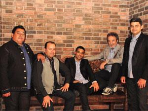 Quinteto Violado relembra velhas parcerias (Foto: Divulgação)