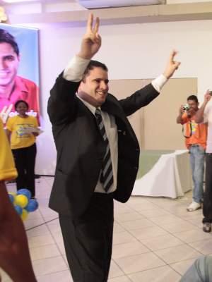 Edivaldo Holanda Júnior foi candidato único pelo PTC (Foto: De Jesus/O Estado)