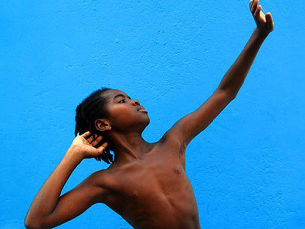 montagem o baile do menino (Foto: Divulgação)