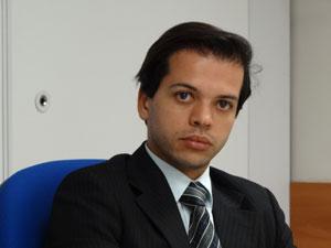 Wesley Fernandes - delegado de Garanhuns (Foto: Luna Markman / G1)