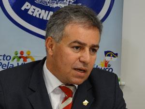 Osvaldo Moraes - delegado e diretor de Operações da Polícia Civil (Foto: Luna Markman / G1)