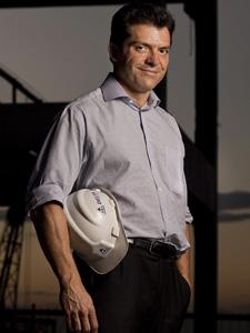 O empresário Fernando Cavendish, presidente da Delta Construções, em imagem de julho de 2009 (Foto: Julio Bittencourt / Valor)