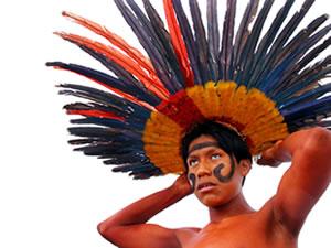 Índios das etnias Bororo, Xavante, Kuikuro, Carajá e Bakairi vão estar no encontro. (Foto: Divulgação/Secom)