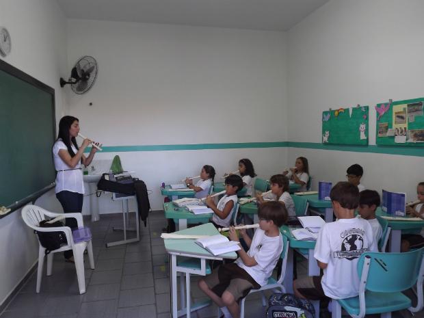 sala musica (Foto: Terra Mater / Divulgação)