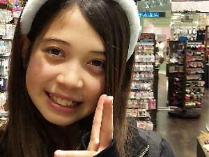 Gabriela Yukari Nichimura, de 14 anos (Foto: Arquivo Pessoal/ Silmara Nichimura)